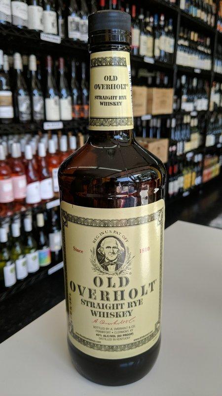 Old Overholt Old Overholt Straight Rye 1L