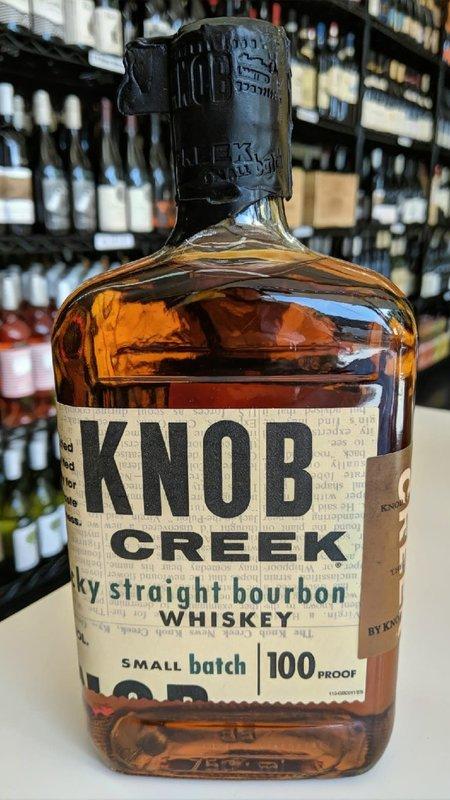 Knob Creek Knob Creek Small Batch 9Y Bourbon 750ml