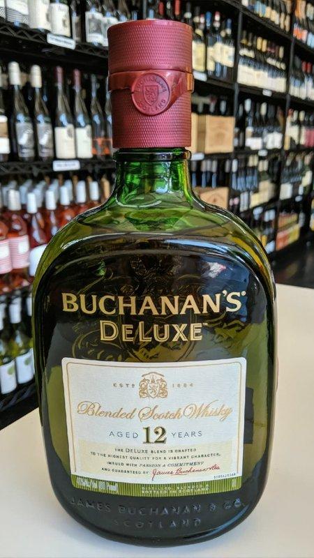 Buchanan's Buchanan's 12Y Scotch 750ml