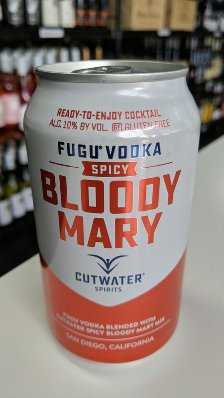 Cutwater Cutwater Spicy Bloody Mary 12oz
