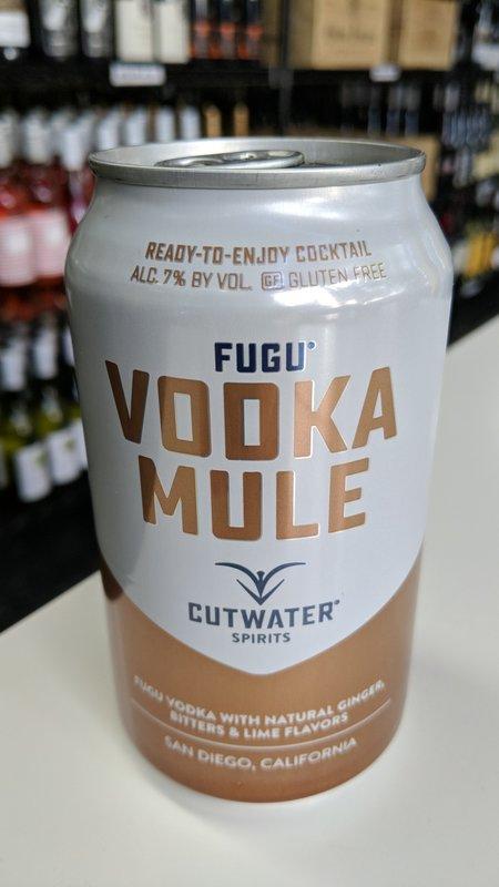 Cutwater Cutwater  Fugo Vodka Mule 12oz