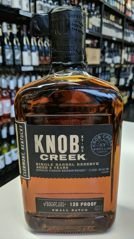 Knob Creek Knob Creek Single Barrel Bourbon 750ml
