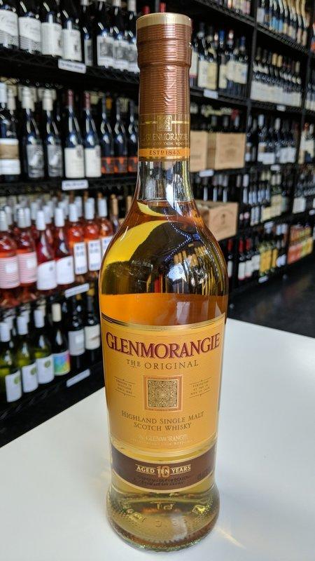 Glenmoragie Glenmorangie The Original Aged 10Y Scotch 750ml