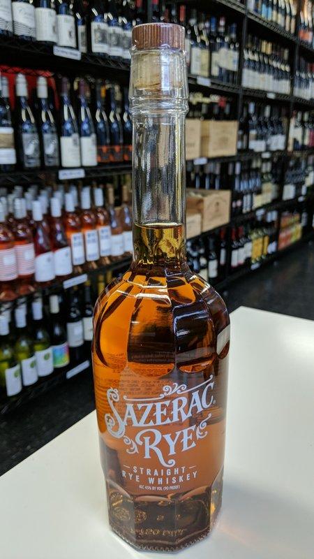 Sazerac Sazerac Rye 750ml
