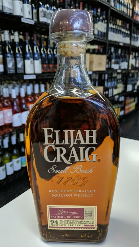 Elijah Craig Elijah Craig Bourbon 750ml