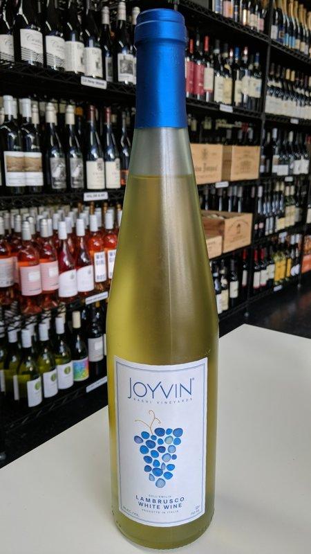 Joyvin Joyvin Lambrusco White NV 750ml