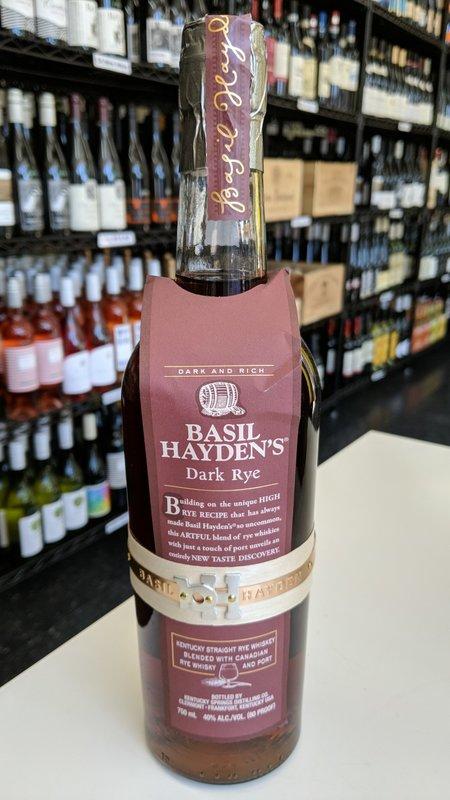 Basil Hayden's Basil Hayden's Dark Rye 750ml