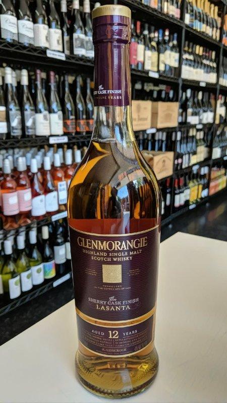 Glenmoragie Glenmorangie LaSanta 12Y Scotch 750ml