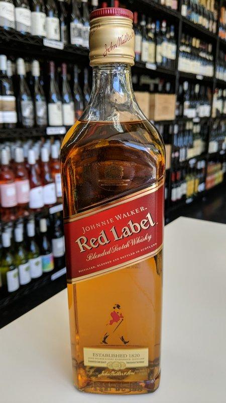 Johnnie Walker Johnnie Walker Red Label Scotch 1.75L