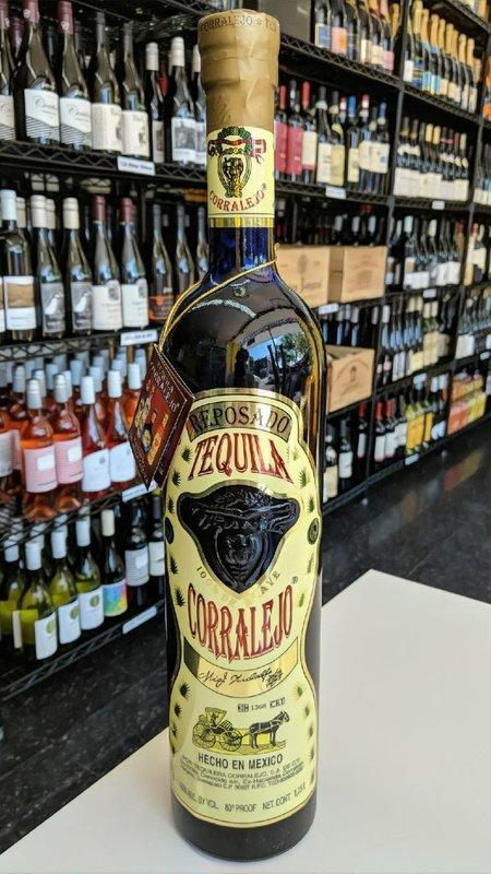 Corralejo Corralejo  Reposado Tequila 1.75L
