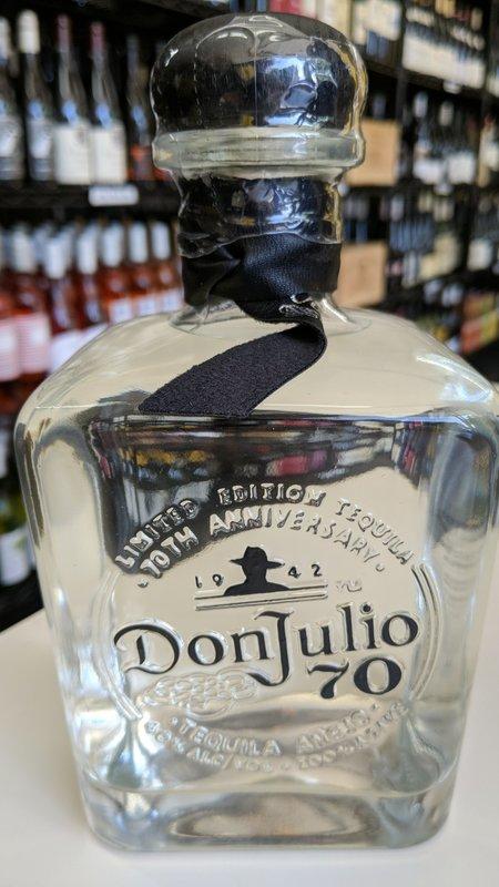 Don Julio Don Julio Blanco Anejo 70th Anniversary Tequila 750ml