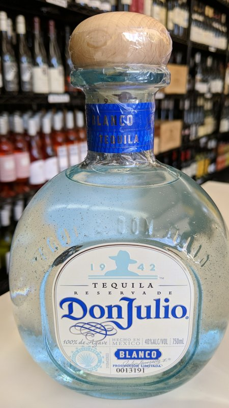 Don Julio Don Julio Blanco Tequila  750ml