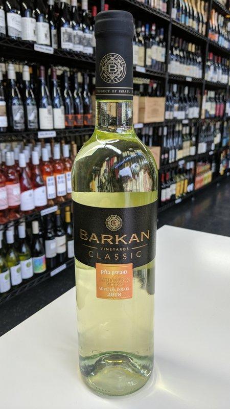 Barkan Barkan Classic Sauvignon Blanc 2018 750ml