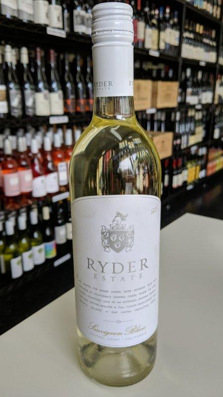 Ryder Ryder Estate Sauvignon Blanc 2017 750ml
