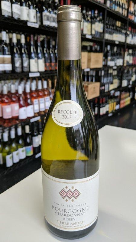 Pierre Andre Pierre Andre Bourgogne Chardonnay 2017 750ml