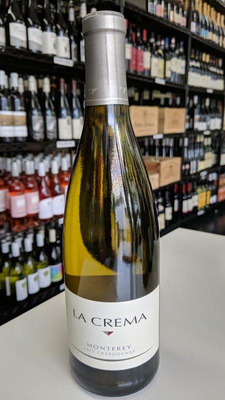 La Crema La Crema Monterey Chardonnay 2017 750ml