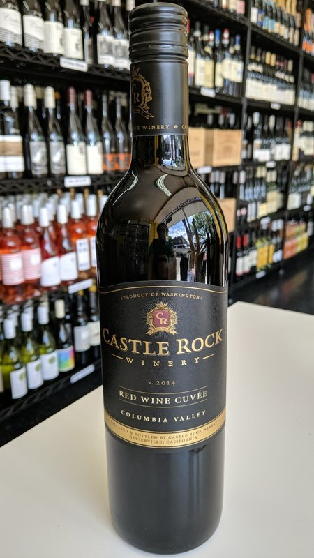 Castle Rock Castle Rock Red 2014 750ml