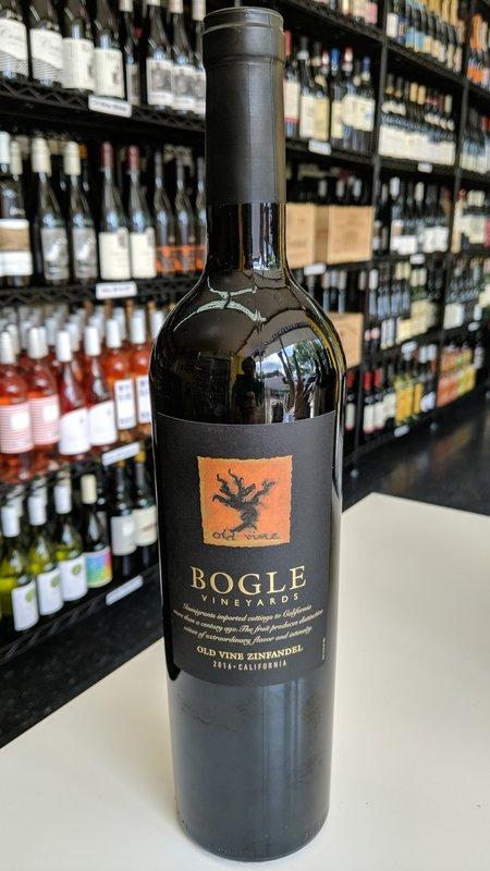 Bogle Bogle Old Vine Zinfandel 2016 750ml