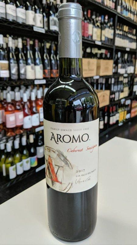 Aromo Aromo Cabernet Sauvignon 2017 750ml