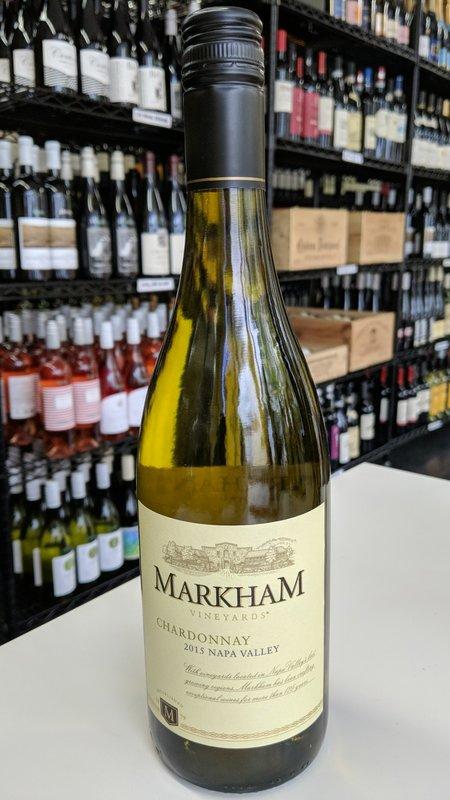 Markham Markham Chardonnay 2015 750ml
