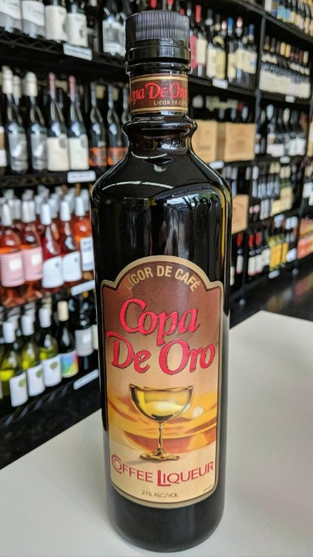 Copa de Oro Copa de Oro Coffee Liqueur 750ml