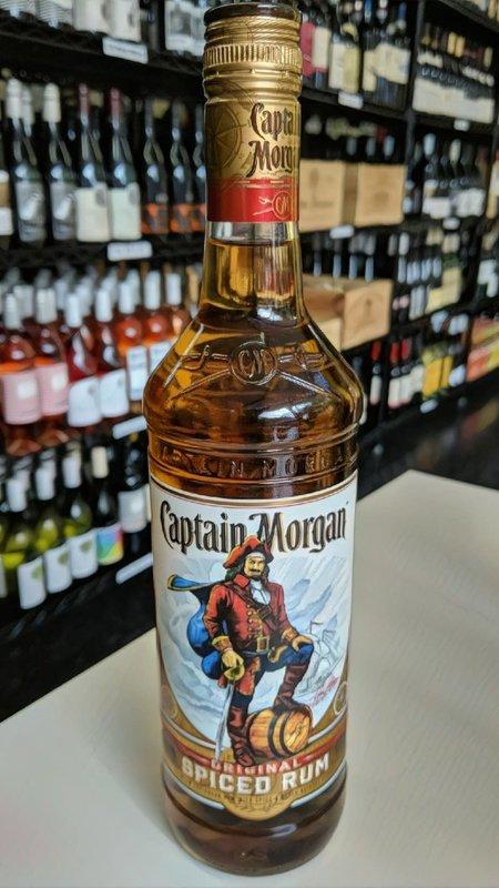 Captain Morgan Captain Morgan Original Spiced Rum 750ml