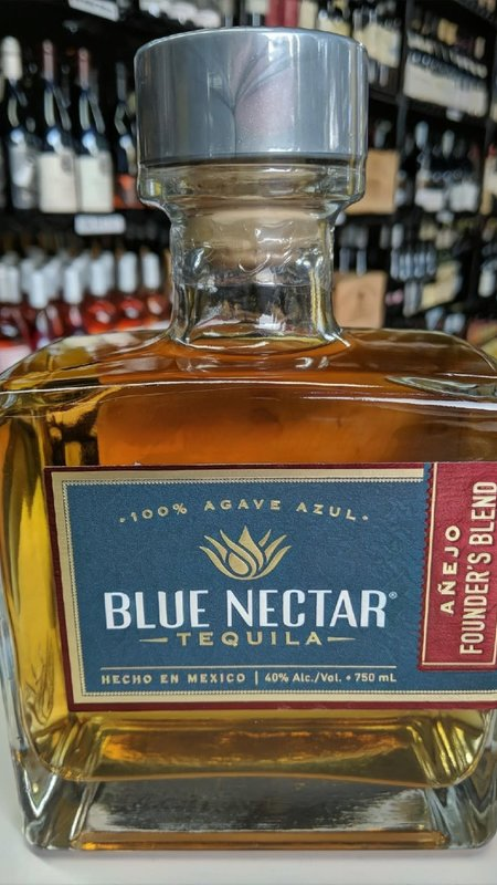 Blue Nectar Blue Nectar Anejo Tequila 750ml