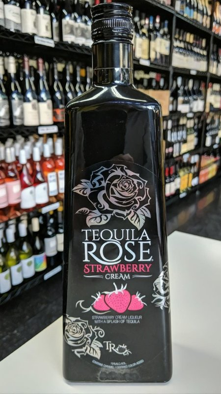 Tequila Rose Tequila Rose Strawberry 1L