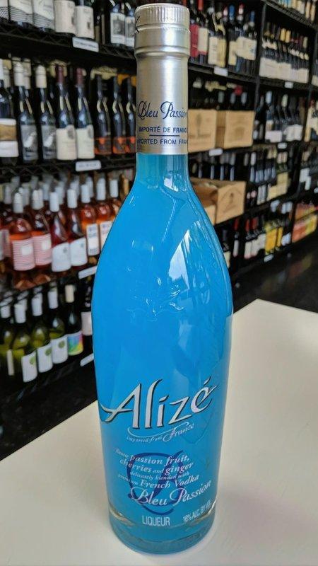 Alize Alize Bleu Passion Liqueur 1L