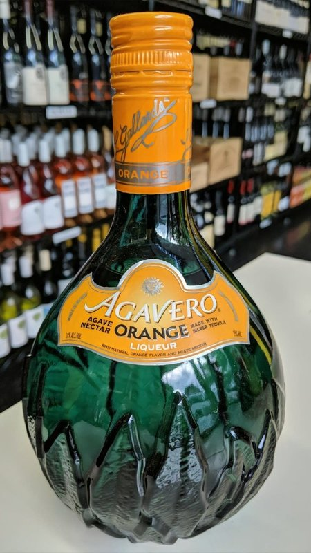 Agavero Agavero Orange Liqueur 750ml