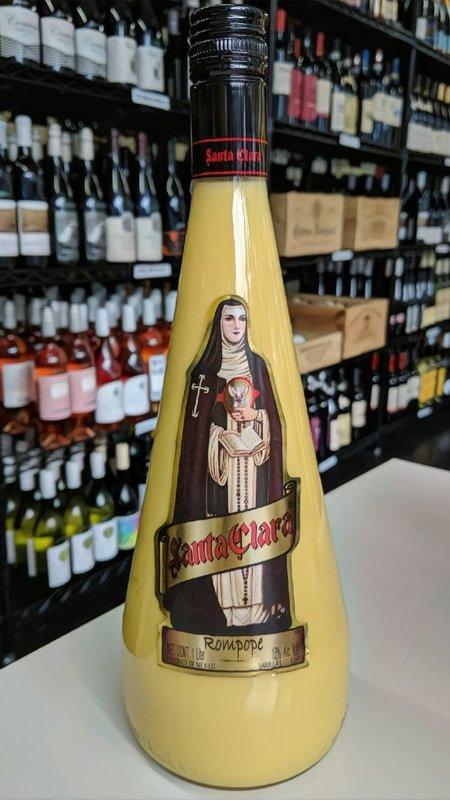 Santa Clara Rompope Santa Clara Rompope Vanilla Liqueur 1L