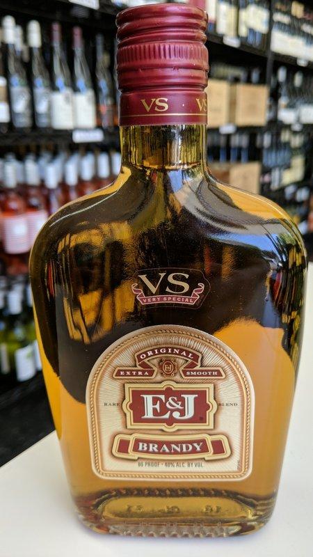 E&J E&J VS Brandy 375ml