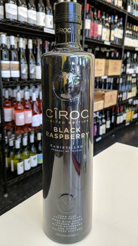 Ciroc Ciroc Black Raspberry 375ml