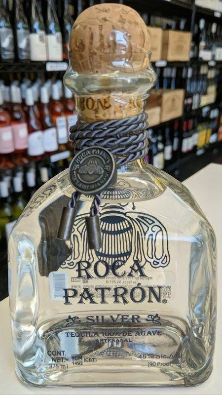Patron Roca Patron Silver Tequila 375ml