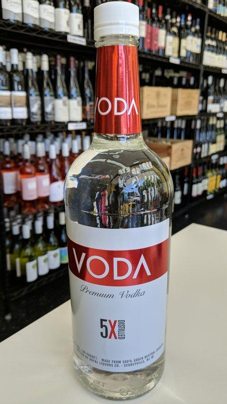 Voda Voda Premium Vodka 1L