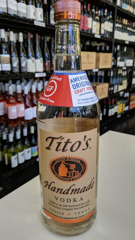 Tito's Tito's Vodka 1L