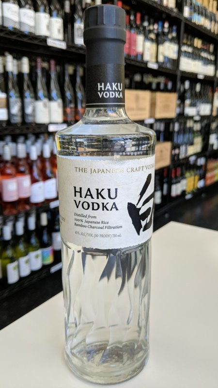 Suntory Suntory, Haku Vodka 750ml