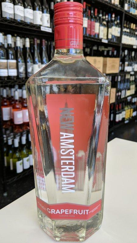 New Amsterdam New Amsterdam Grapefruit Vodka 1.75L