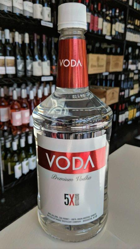 Voda Voda Premium Vodka 1.75L