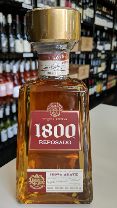 1800 1800 Reposado Tequila 750ml