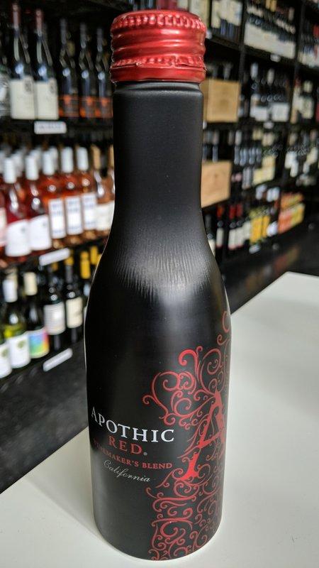 Apothic Apothic Red 2017 250ml Can
