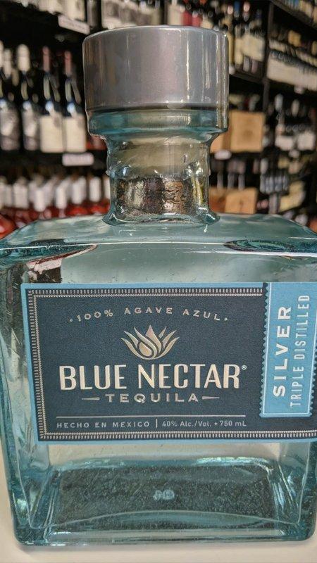 Blue Nectar Blue Nectar Silver Tequila 750ml