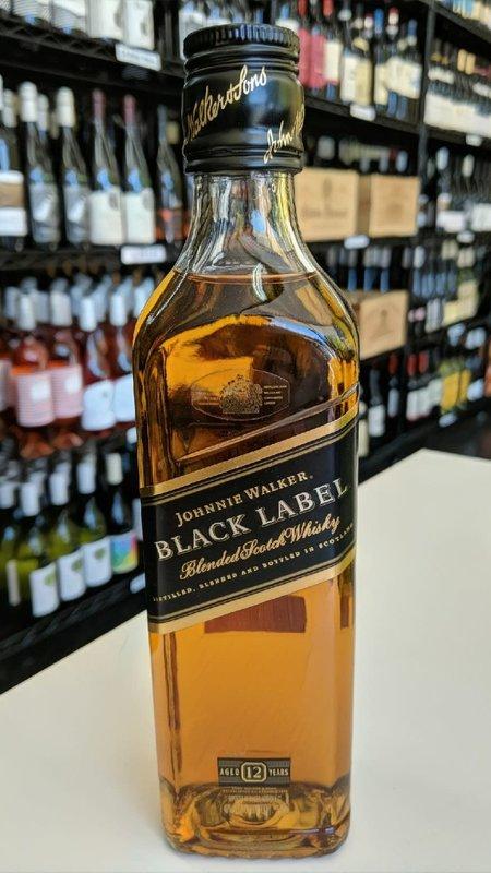 Johnnie Walker Johnnie Walker Black Label Scotch 375ml
