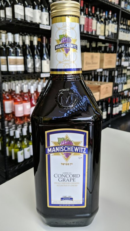 Manischewitz Manischewitz Concord Grape 750ml