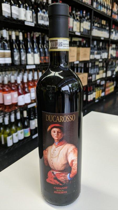 Ducarosso Ducarosso Chianti 2015 750ml
