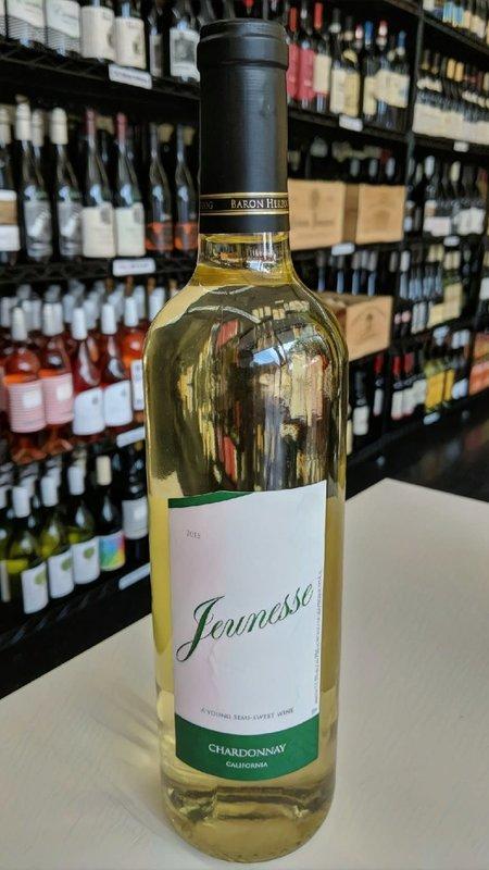 Jeunesse Jeunesse Chardonnay 2018 750ml