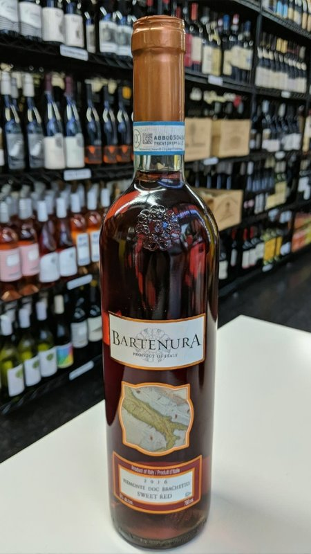 Bartenura Bartenura Brachetto Sweet Red 750ml