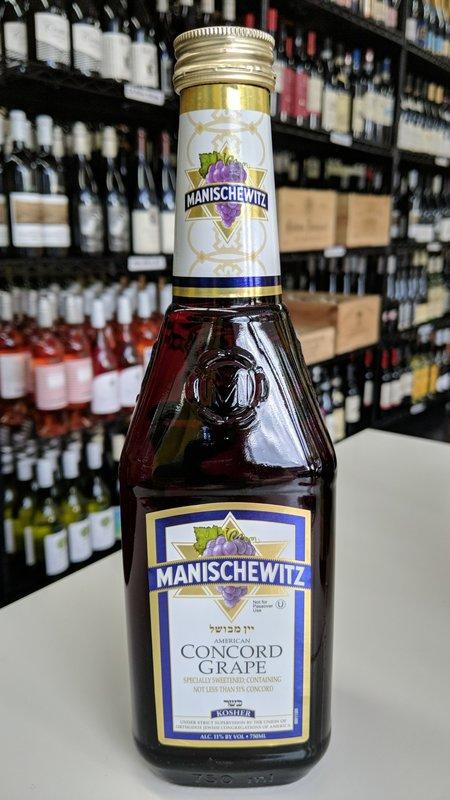 Manischewitz Manischewitz Concord Grape NV 1.5L