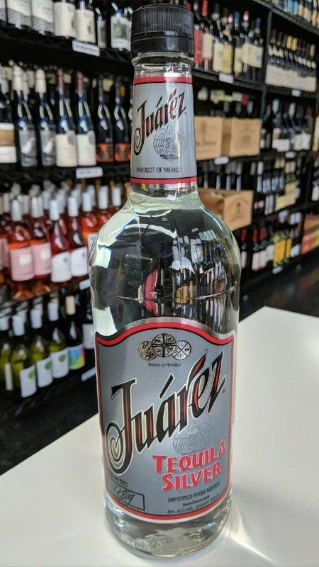 Juarez Juarez Silver Tequila 1L