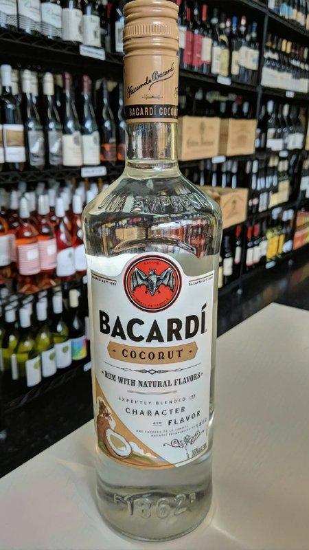 Bacardi Bacardi Coconut 1L